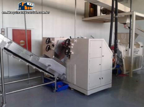 Cylinder Homogenizer 500 kg capacity