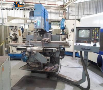 2 KONDIA milling machine
