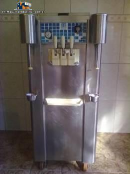 Ice Cream Machine Expressed Bertollo