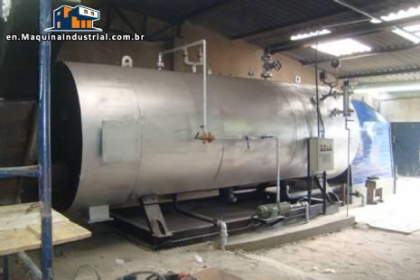 Eônia wood boiler KGV 2,000 per hour