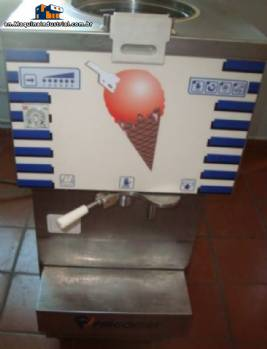 Italian gelato ice cream machine Frigomat manufacturer