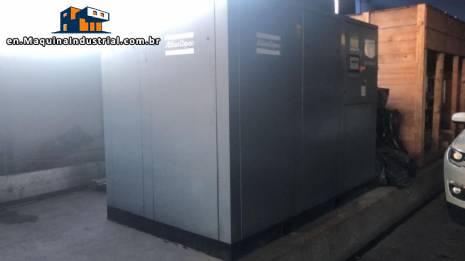 Screw air compressor Atlas Copco