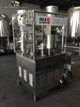 Automatic encapsulator in stainless steel Zanasi IMA