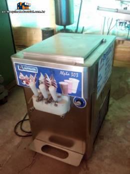 Soft ice cream machine Alphagel