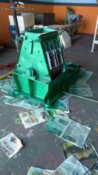 Industrial hammer mill Vieira