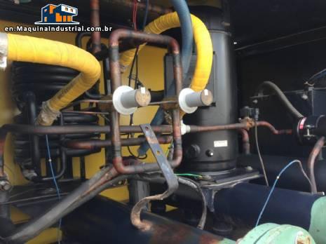 Metalplan air dryer