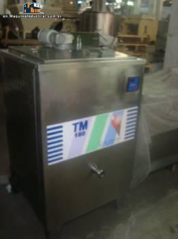 Tina ice cream ripening 180 liters manufacturer R.Camargo