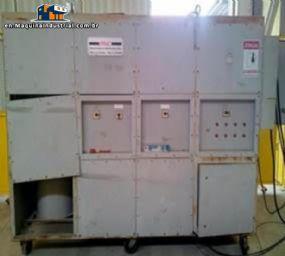 Resistive load Bank